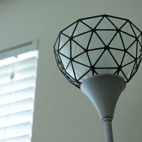 f338c9173208b81b05398f36e9e217c0_display_large.jpg Download free STL file Geodesic Lamp Shade • 3D printer design, Adafruit