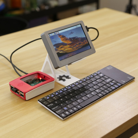 Download free 3D printer designs 5in Portable HDMI Display, Adafruit
