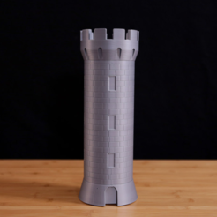 Free 3D print files Tower Storage, Adafruit