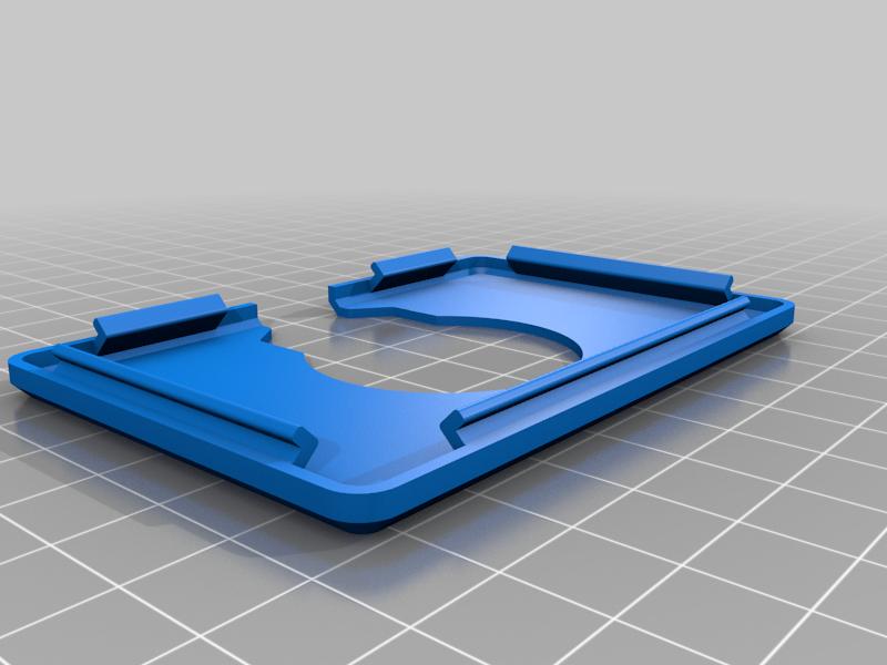 front-cover.png Download free STL file Raspberry Pi HQ Camera Case • 3D print design, Adafruit