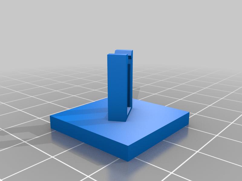 legoneon30.png Download free STL file Neon Neopixel Strip Lego • 3D printable template, Adafruit