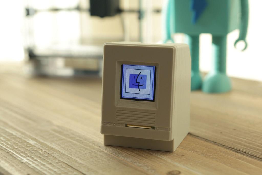 dbc6c3056540bdf03757ecc90fbe4b5f_display_large.jpg Télécharger fichier STL gratuit HalloWing Mac M0 • Modèle à imprimer en 3D, Adafruit