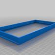 matrix-frame.png Download free STL file RGB Matrix Slot Machine • 3D print object, Adafruit