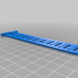 Download free 3D printer templates BLE Mindfulness Bracelet, Adafruit
