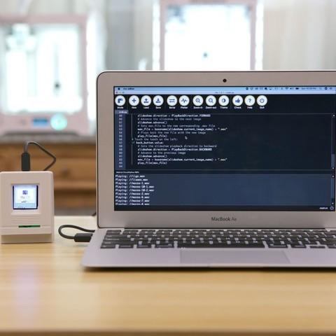 b8596bfeba6cfbdee20defa6fff2e335_display_large.jpg Télécharger fichier STL gratuit HalloWing Mac M0 • Modèle à imprimer en 3D, Adafruit