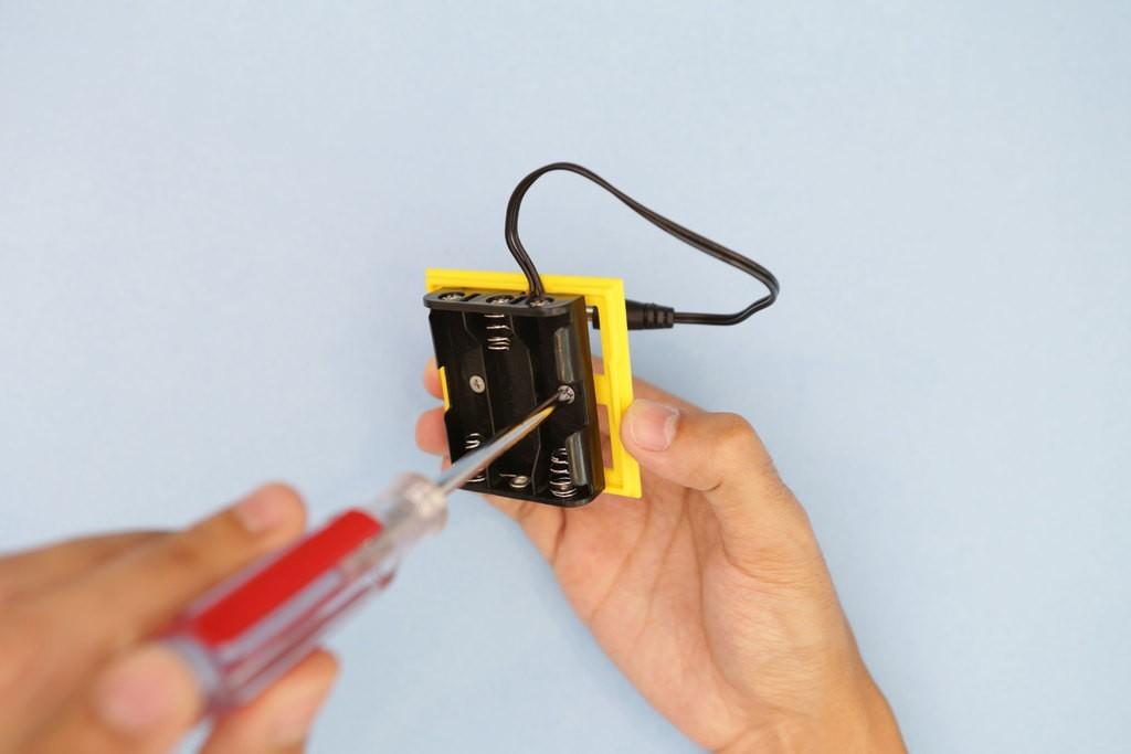 2739b5373e806fb1ad103c6e8ddee397_display_large.jpg Download free STL file LEGO Compatible Battery Case • 3D printer design, Adafruit