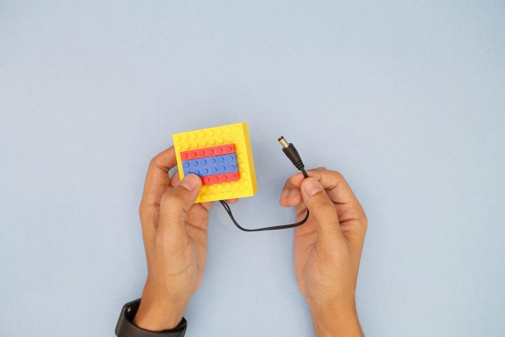 9ff2ef4172cdd0cd8dfbdbd0a73ee1b4_display_large.jpg Download free STL file LEGO Compatible Battery Case • 3D printer design, Adafruit