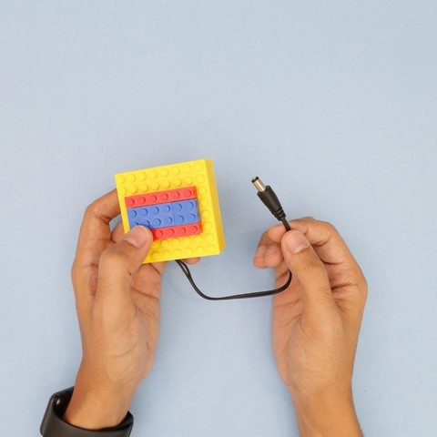 9ff2ef4172cdd0cd8dfbdbd0a73ee1b4_display_large.jpg Télécharger fichier STL gratuit Étui à piles compatible LEGO • Design pour imprimante 3D, Adafruit