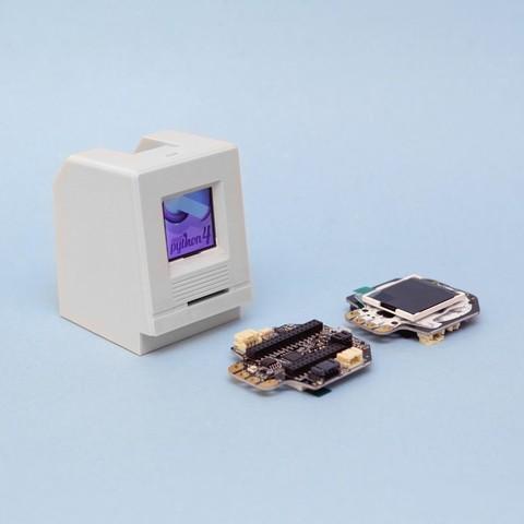 6d42a26030829739b9b88e5142a069da_display_large.jpg Télécharger fichier STL gratuit HalloWing Mac M0 • Modèle à imprimer en 3D, Adafruit