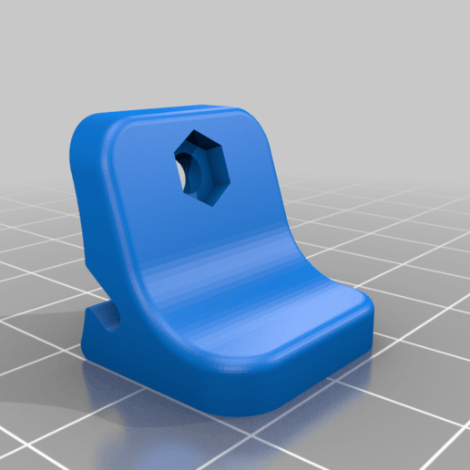 ps4-adapter.png Download free STL file PS4 Display Tripod Mount • Template to 3D print, Adafruit
