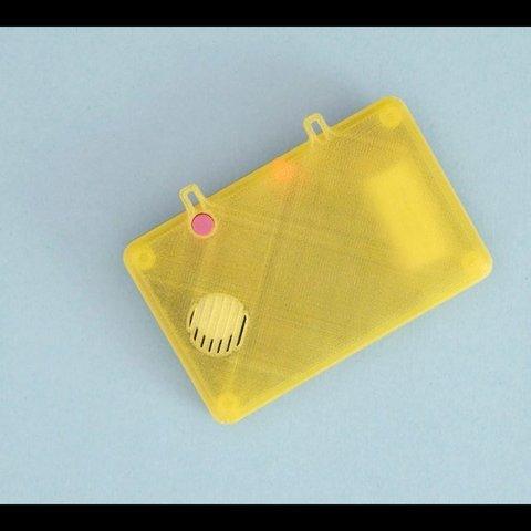 7bd488091c6bf001996fd9c0ef6a0b30_display_large.jpg Download free STL file PyBadge Case • 3D print model, Adafruit