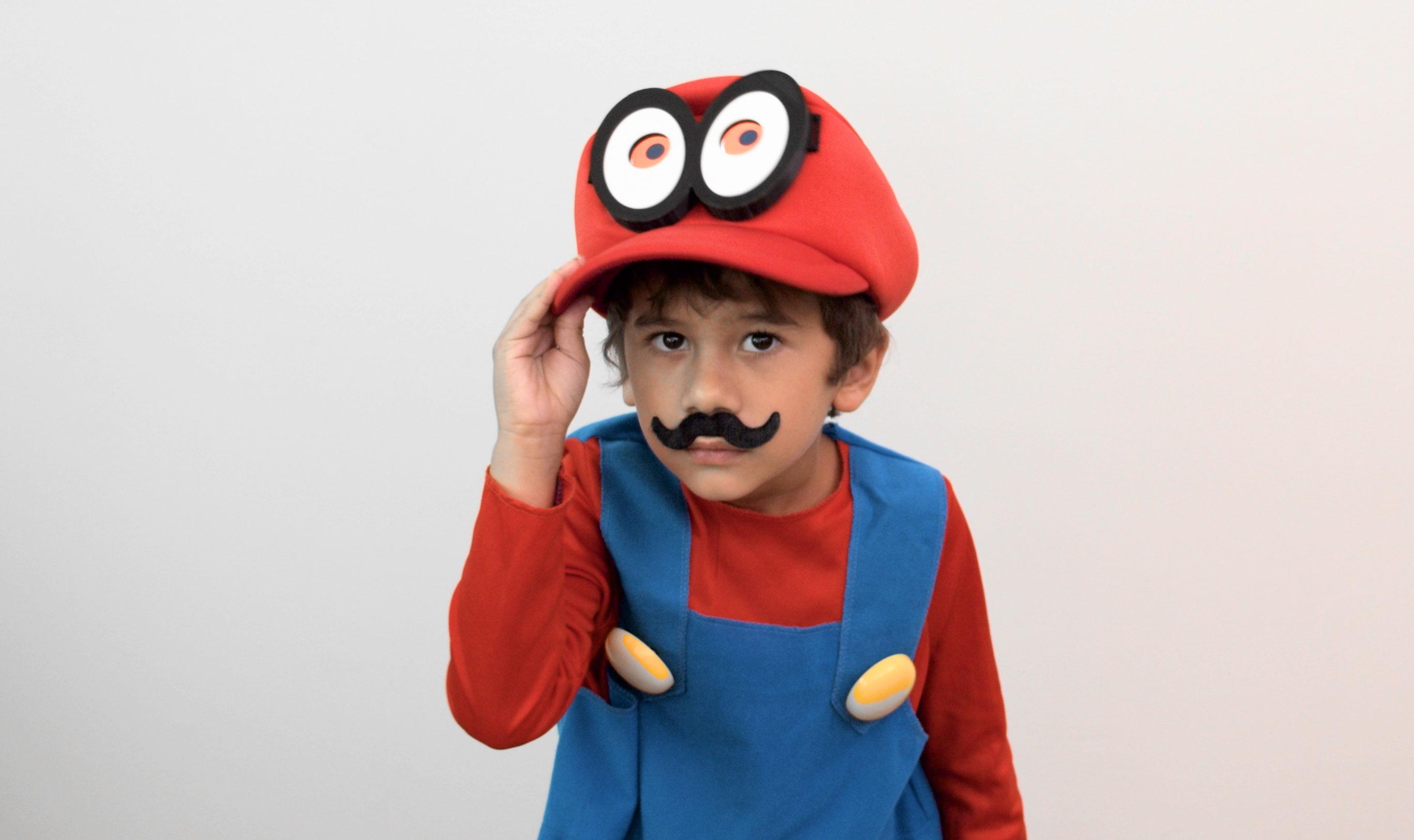 hero-g.jpg Télécharger fichier STL gratuit Mario Cappy Chapeau Animated Eyes Animated Eyes • Objet imprimable en 3D, Adafruit