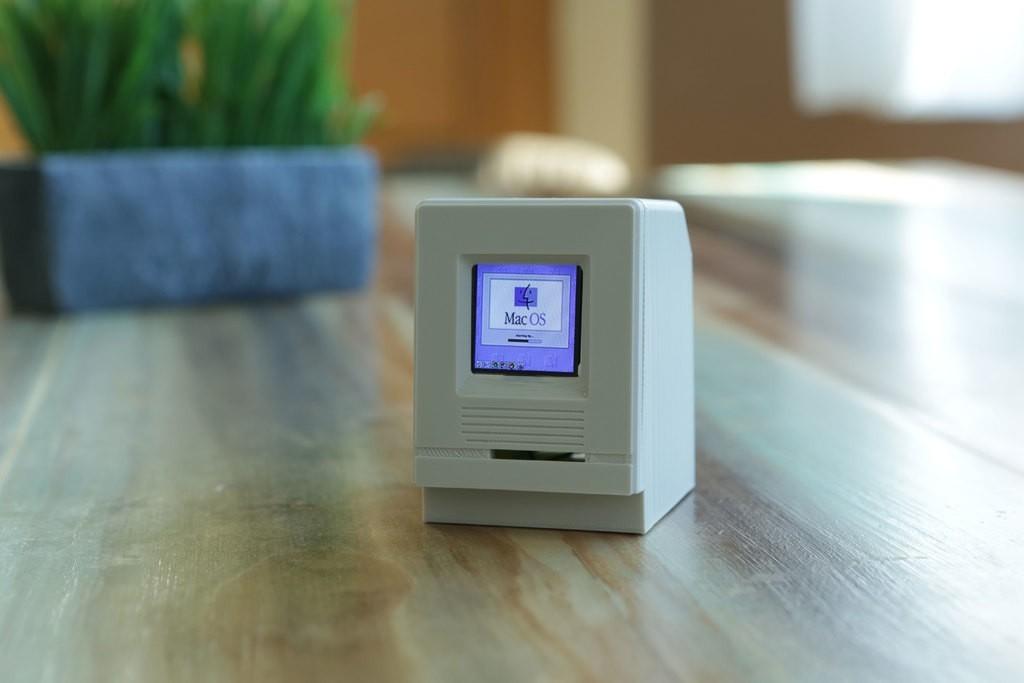 0cac9ffc42c5d5dcf3b60f5bc44f4cab_display_large.jpg Télécharger fichier STL gratuit HalloWing Mac M0 • Modèle à imprimer en 3D, Adafruit