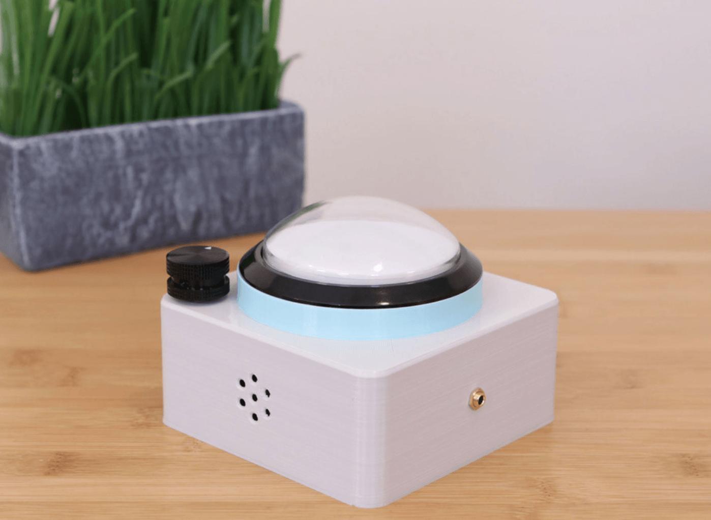 Capture d'écran 2018-02-14 à 11.20.06.png Download free STL file Circuit Playground Sound Box • 3D printable object, Adafruit