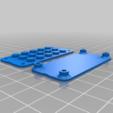 Télécharger fichier STL gratuit Néon Néopixel Bande Lego • Modèle à imprimer en 3D, Adafruit