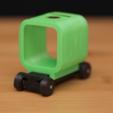 Free 3d model Hot Wheels GoPro Car, Adafruit