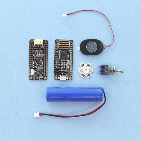 5448196be954dce432cc3deceb94a0fe_display_large.JPG Télécharger fichier STL gratuit Etai Light Up • Modèle pour impression 3D, Adafruit