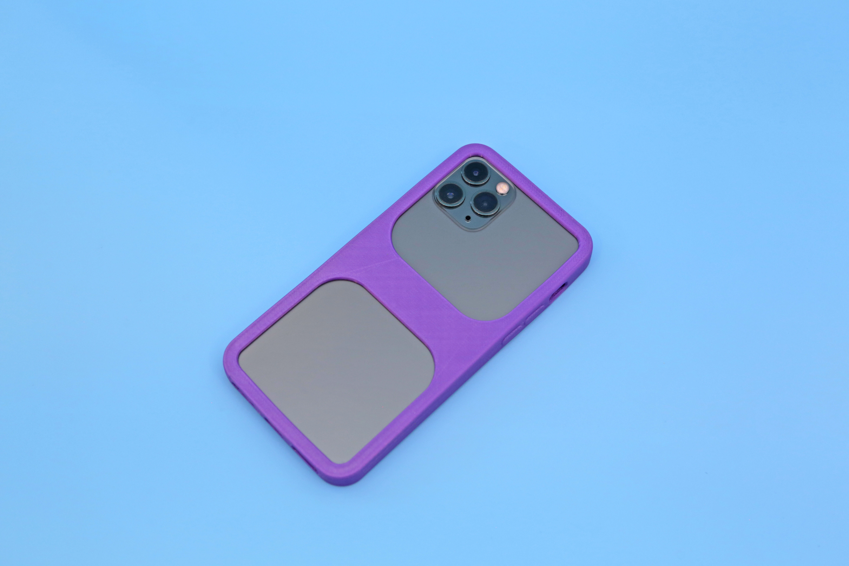 iphone11pro-hero.jpg Download free STL file iPhone 11 Pro Bumper Case • 3D printer model, Adafruit