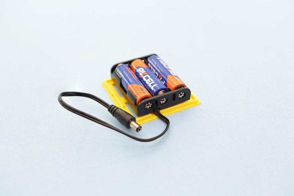 f2f9d2c96921b4f23153266313dcae5d_display_large.jpg Télécharger fichier STL gratuit Étui à piles compatible LEGO • Design pour imprimante 3D, Adafruit
