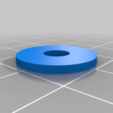ps4-washer.png Download free STL file PS4 Display Tripod Mount • Template to 3D print, Adafruit