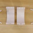 Free 3d print files NeoPixel Bracelet, Adafruit