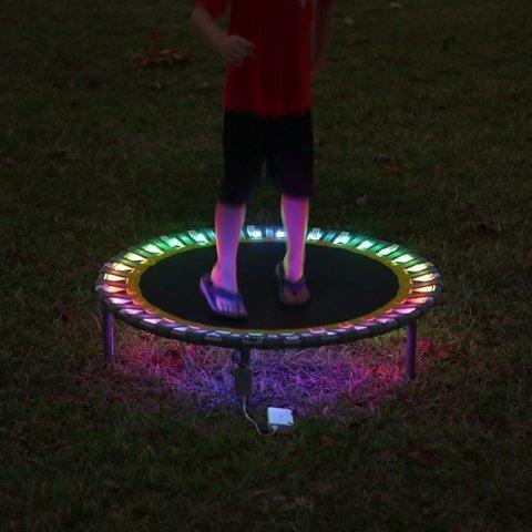 Download free 3D printing models LED Trampoline – NeoPixels