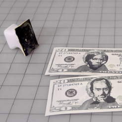 Download free STL file Stamp molds @ustreasury, Adafruit