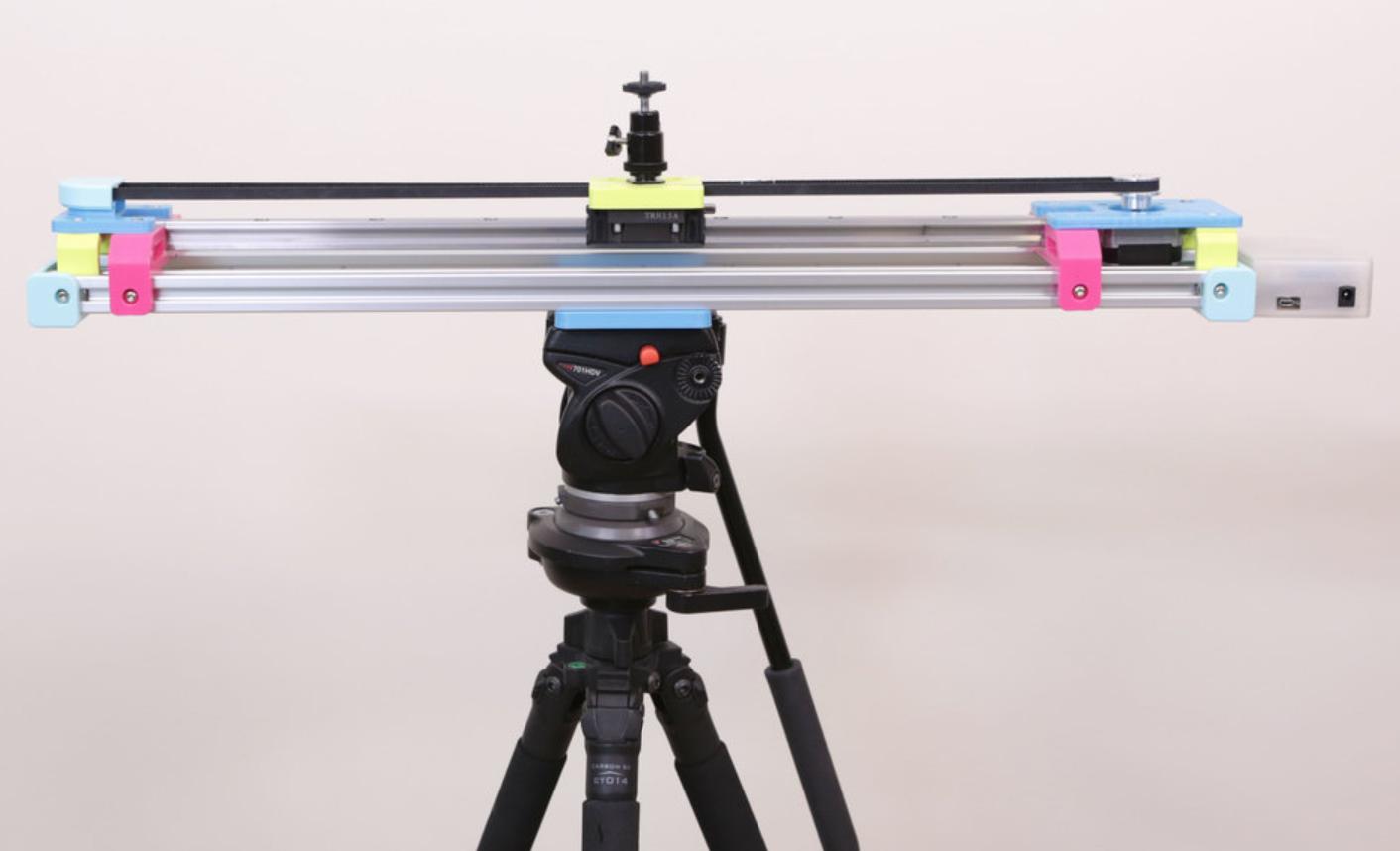 Capture d'écran 2018-01-03 à 10.26.28.png Télécharger fichier STL gratuit Slider de caméra motorisé MK3 • Modèle pour impression 3D, Adafruit