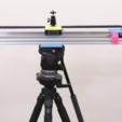 Download free 3D printer model Motorized Camera Slider MK3, Adafruit