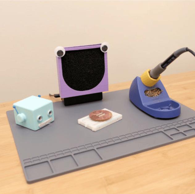 Capture d'écran 2018-04-18 à 09.52.58.png Download free STL file Fumey The Fume Extractor • 3D printer object, Adafruit