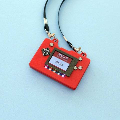 788619025ec9157a253c3cd8df2e519c_display_large.jpg Download free STL file PyBadge FeatherWing Snapfit Case • 3D printing object, Adafruit