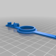 speaker-holder.png Download free STL file RGB Matrix Slot Machine • 3D print object, Adafruit