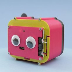 Free 3D printer model PyPortal View Master, Adafruit