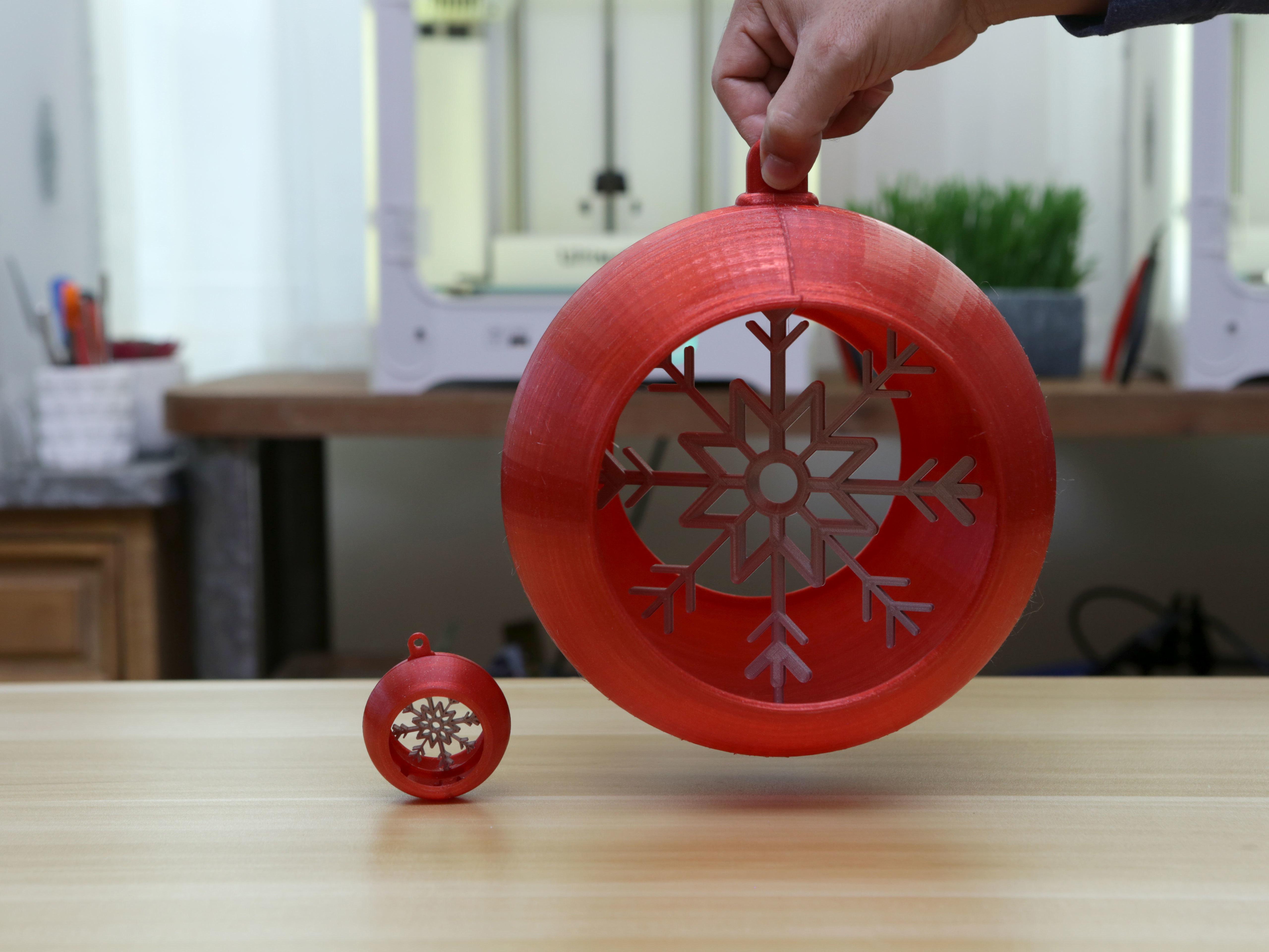 table-hold.jpg Télécharger fichier STL gratuit Ornement Jumbo - Snap Fit • Design à imprimer en 3D, Adafruit