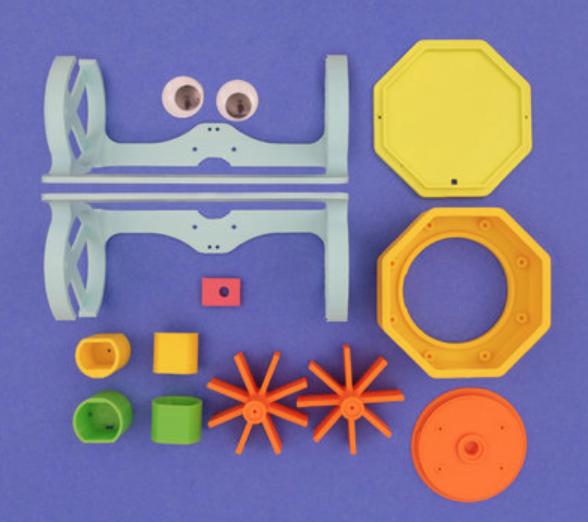 Capture d'écran 2018-08-01 à 12.03.09.png Download free STL file Crickit Paddle Wheel Boat • 3D printer design, Adafruit