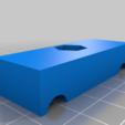 Download free STL file Auto Bike Light for Circuit Playground • 3D printable model, Adafruit