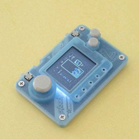 Download free 3D printer designs PyBadge NES GamePad, Adafruit