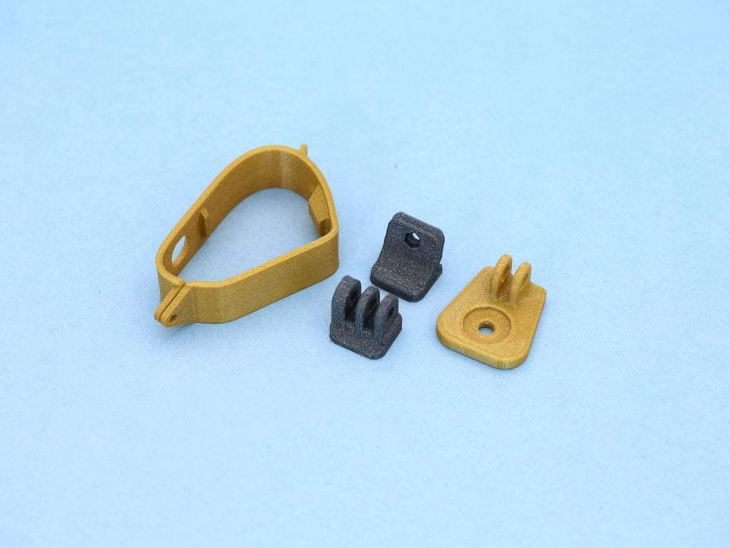3d-parts.jpg Download free STL file PS4 Display Tripod Mount • Template to 3D print, Adafruit