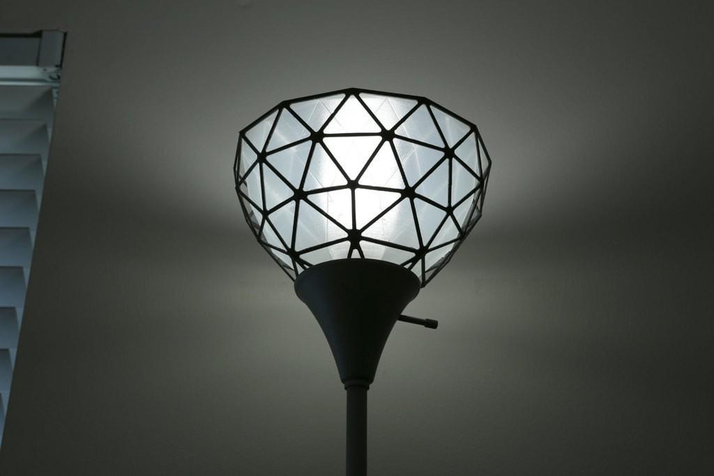 5dd9332a4c77cb0aaf0f7c750c54891f_display_large.jpg Download free STL file Geodesic Lamp Shade • 3D printer design, Adafruit
