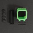 Free Hot Wheels GoPro Car 3D model, Adafruit
