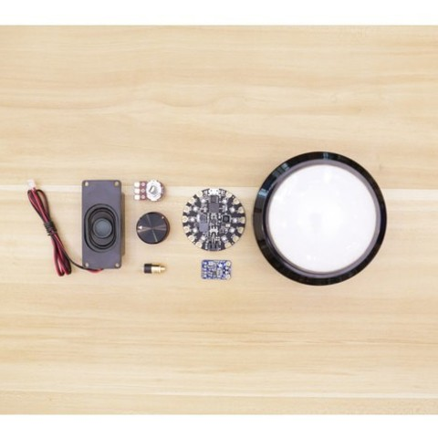 5448196be954dce432cc3deceb94a0fe_preview_featured.jpg Download free STL file Circuit Playground Sound Box • 3D printable object, Adafruit