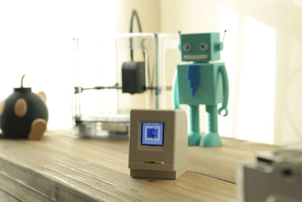 1f2f9facab1ddcb6c2859c8940d235a1_display_large.jpg Télécharger fichier STL gratuit HalloWing Mac M0 • Modèle à imprimer en 3D, Adafruit