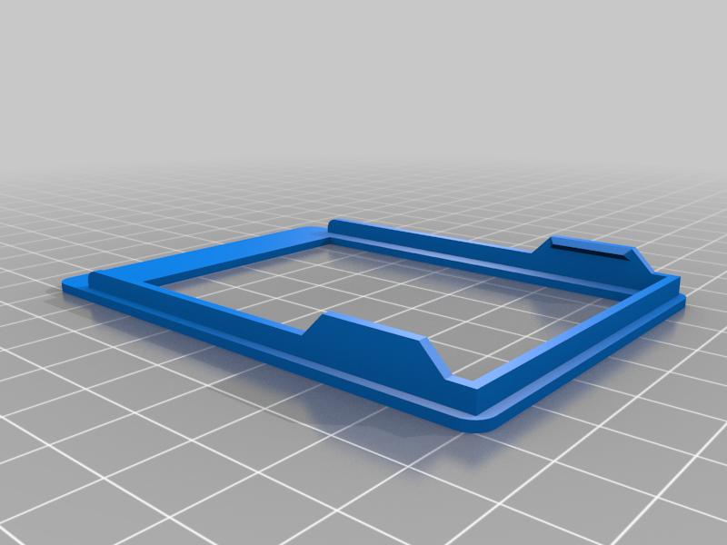 screen-cover.png Download free STL file Guitar Tuner PyPortal • 3D printing object, Adafruit