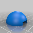 ball-handle.png Download free STL file RGB Matrix Slot Machine • 3D print object, Adafruit