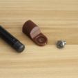Download free 3D printer designs Mic 2 Camera Tripod Adapter, Adafruit