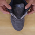 Download free 3D printer designs Magnetic Shoelaces, Adafruit