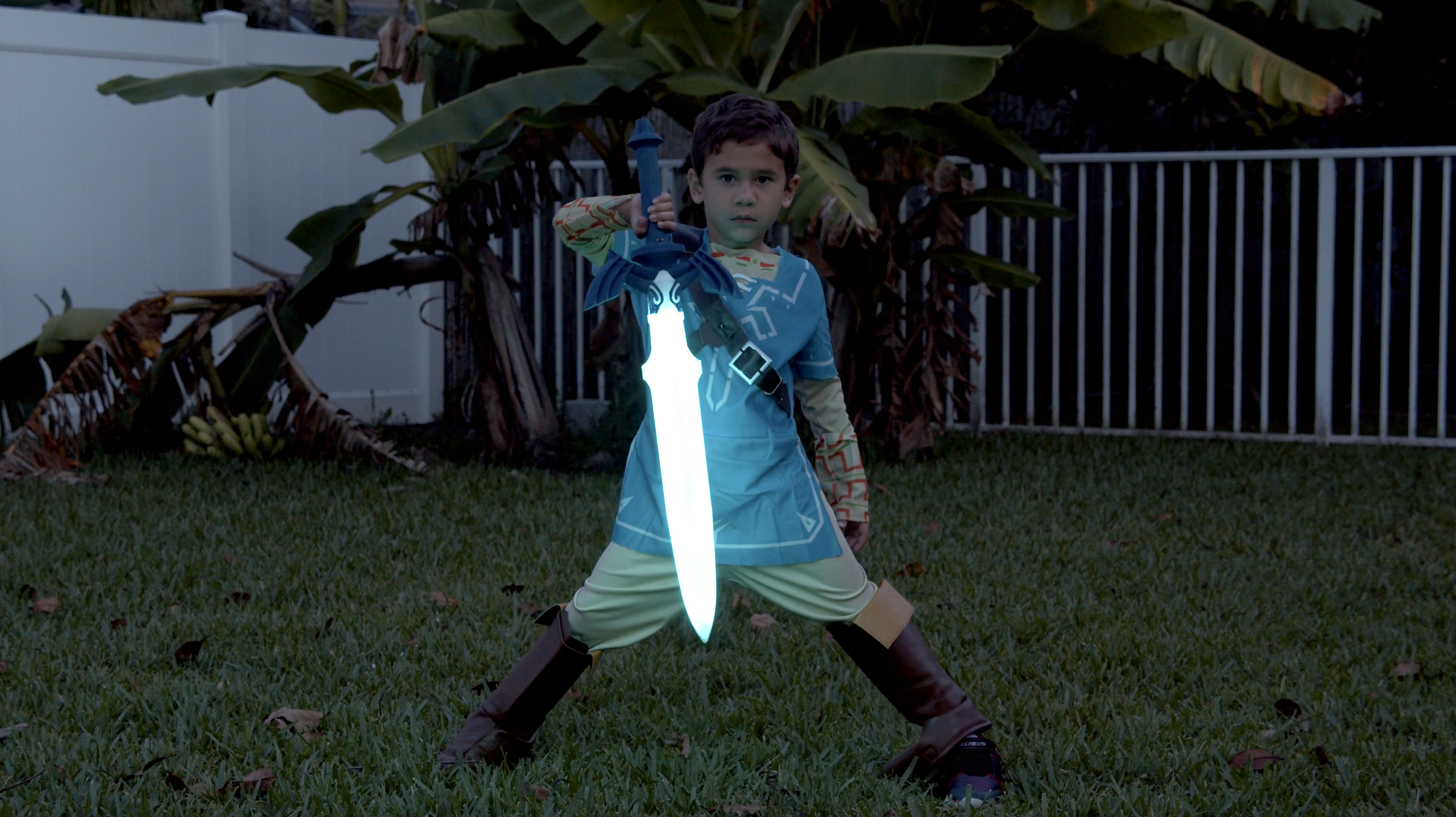 hero-gavin-night.jpg Download free STL file LED Zelda Master • 3D printable template, Adafruit