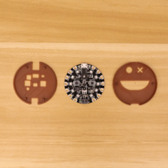 Free Circuit Playground Express Case 3D model, Adafruit