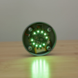 Free 3D printer files Circuit Playground Lantern, Adafruit