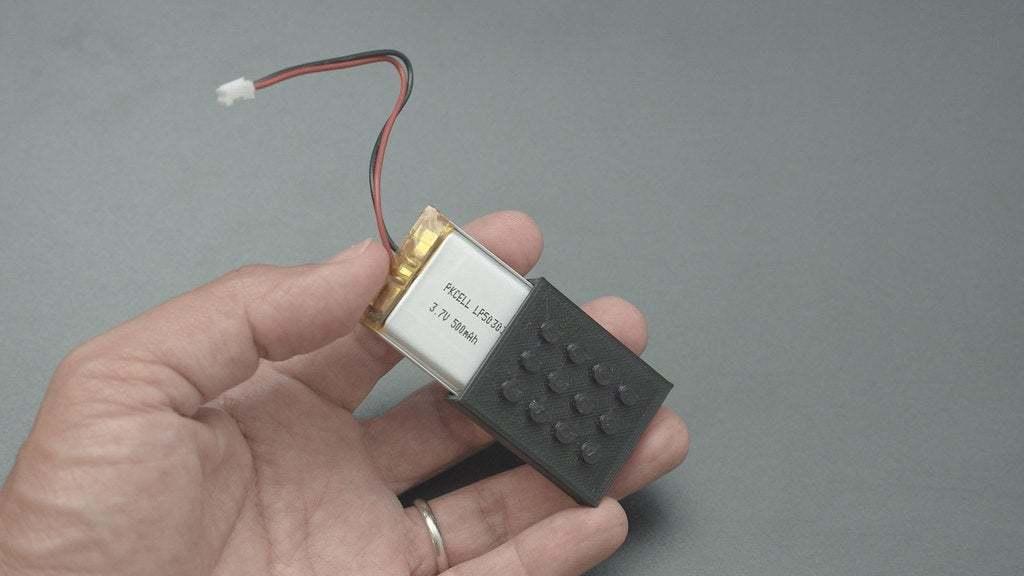 battery-pocket.jpg Download free STL file STEMMA Lego Base Plate • 3D printable model, Adafruit